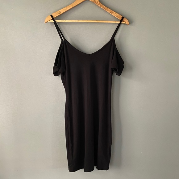 NWOT Garage Little Black Dress